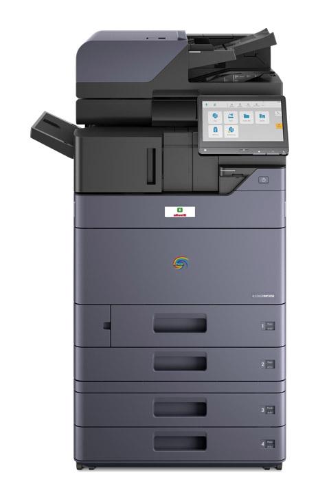 Immagini d-Color MF2555 - MF3555