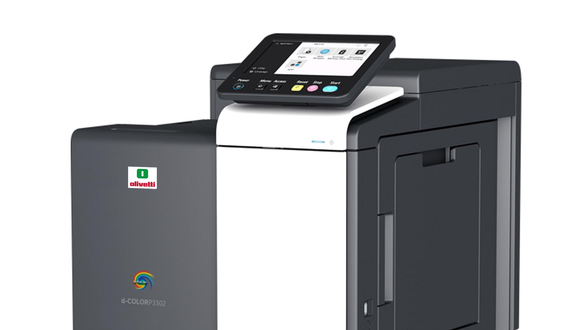 printers olivetti