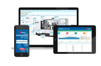 Smart Factory 4.0 Cloud App
